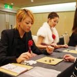 「囲碁ガールズフェスタ2015グランド大会」に礼真琴、綺咲愛里